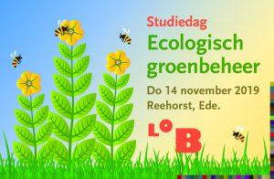 LOB studiedag ecologisch groenbeheer