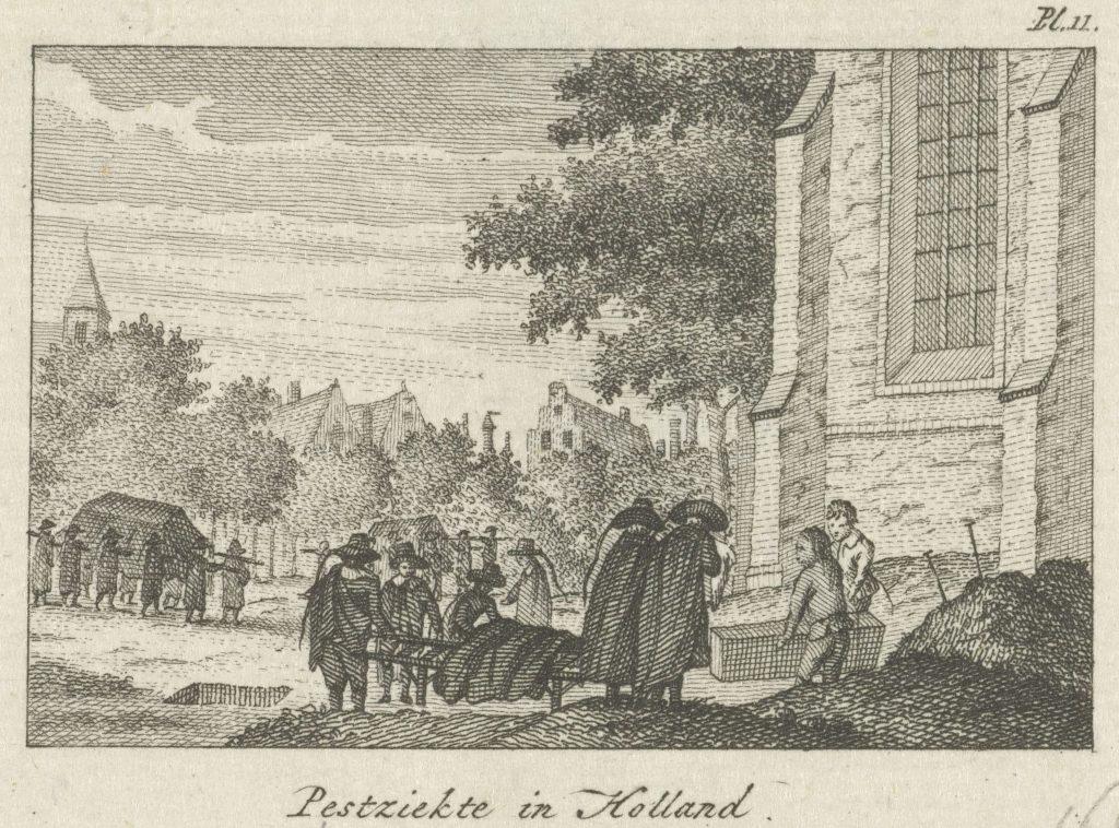 pestziekte-in-holland